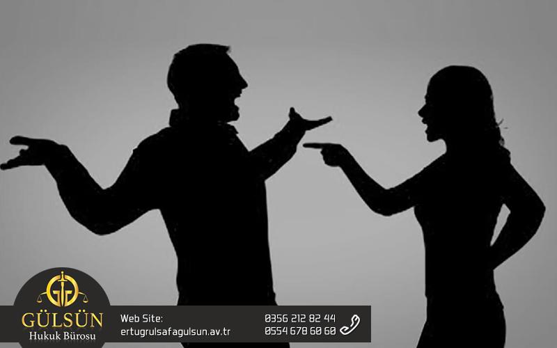 Eşe Kötü Muamele Nedeniyle Boşanma