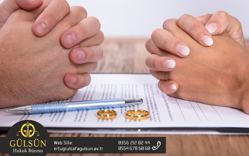 Boşanma Avukatının Davadaki Etkisi
