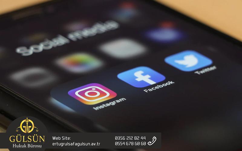 Facebook-Whatsapp-Instagram-Twitter Gibi Sosyal Medya Kayıtları Hangi Hallerde Hukuka Uygun Kabul Edilir?