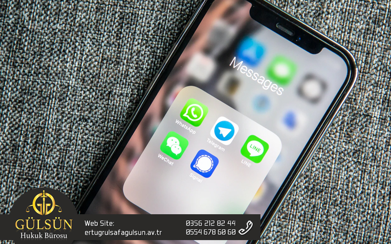 Boşanma Davası ve Whatsapp Mesajları